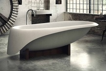 Bathrooms - Bathtubs / by Parrish Built