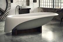 Bathrooms - Bathtubs / by Parrish Built