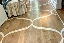 Flooring - Design Ideas / Carpet, wood, tile, stone, cork floors / by Parrish Built