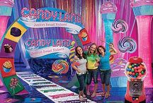 Event Themes: Candy Land