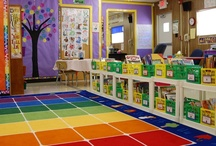 Kids Ministry Spaces {Some Day}