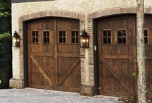 Garages / by Parrish Built