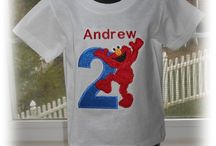 Kid's Birthday Shirts and Bows / by Embroidery Emporium