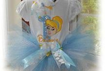 Tutu Emporium / Here are a collection of some of tutus on my Tutu Emporium site.  Here you will find boutique quality birthday tutus, tutu bags and bows.  I love custom orders! Coming soon are leggings, socks and tights. / by Embroidery Emporium