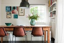 KITCHEN AND DINING / by Kaitlyn Fox