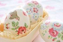 Easter / Easter Crafts, Decor, DIYs & Recipes