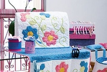 sewing Stuff / Things I want to make for my sewing room. / by Embroidery Emporium