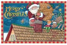 A Very Mary Christmas / by Mary Engelbreit