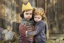 Little & Wee Ones / clothing styles, room ideas & more / by Kyle Campbell