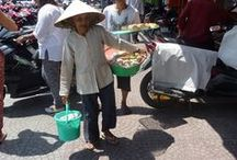 Exploring Vietnam / Travel in Vietnam Southeast Asia. More than rice paddies and triangle hats.