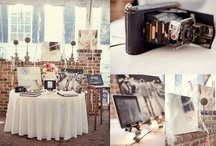 Unique Wedding Show displays / A collection of vintage trade show displays and antiques market ideas that are truly creative and memorable.