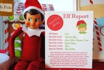 Elf on the Shelf / by Micki Brandenburg