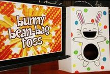 Event Themes: Spring/Easter / Games for a spring/Easter party or event.