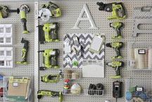 Garage Organization and Design Tips