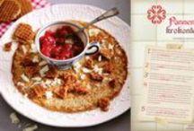Efteling recepten / Haal de Efteling in huis en maak leuke en lekkere Efteling gerechten in je eigen keuken.
