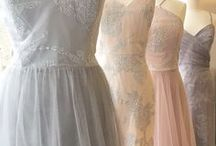 Bridesmaid Dresses / Dresses from our favorite designers, Watters, Bill Levkoff, Dessy and Occasions.