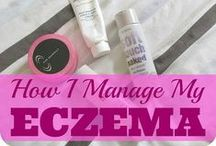 Eczema-Friendly / Tips for handling eczema and dry skin conditions - eczema-friendly products reviews, diet tips etc.