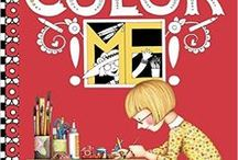 Mary Engelbreit Coloring Books