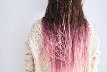 Hair. Nails. Beauty. / by Olivia Bacon