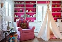 Playroom Ideas / by Krystine Edwards