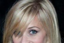 Hairstyles / Blonde! / by Abbie Stanton