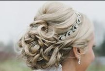 "Updo To-Do / Ideas to make sure your wedding day isn't a ""bad hair day"""