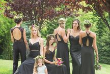 For the Girls... / Beautiful fashions for your bridesmaids