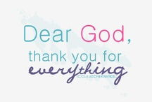 God is Good / by Jeannina Adams