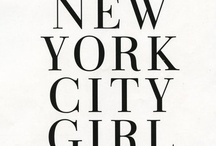 New York, I love you. / A city so great they named it twice. / by Irina Kaluzhna