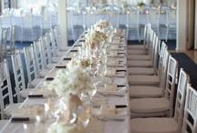 wedding {tables} / by Zoe Brenneke