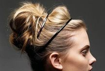 Hairstyles / by Stacy Jacobs