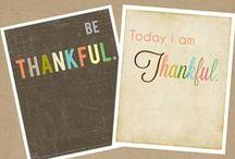 Thanksgiving / by Melanie Conger