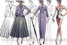 Fashion Illustration / Fashion Sketches
