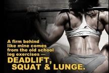 Workout - Legs & Butt / by Jennifer McBrayer