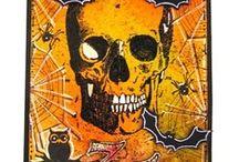 Halloween cards  / by Kris Morin