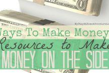 money money money / Various ways to make money