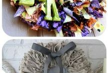 Wreaths to make / by Kelly Smith