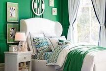 Interior » Bedroom / by Jennifer McBrayer