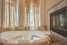 Interior » Bathroom / by Jennifer McBrayer