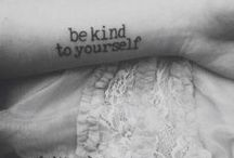 Ink {tattoo lovin'}. / by Olivia Bacon