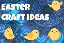 easter craft / Lots of easter craft ideas