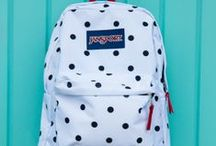 On the Dot / Everything polka dots.  / by JanSport