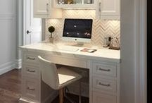 Inspiration for office design / All the ideas I want to keep to create a wonderful working environment