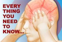 Headaches, migraines and more.