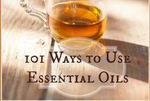 Essential Oils / by Melanie Conger