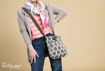 Thirty One / Bags, organization, totes and great gifts! / by Angela Turner