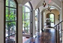 gorgeous floors and fixtures