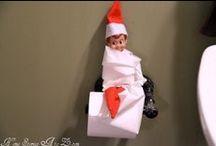 Christmas-Elf on the Shelf / by Melanie Conger