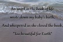 My Angels  Baby V, Liam and Nate / Grief and Loss