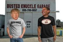 Busted Knuckle Garage Celebrity Sightings